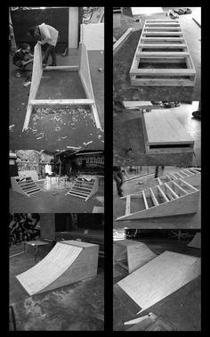 Skatepark Buildout