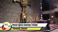El museo del Padre Kentenich y la iglesia de la Santísima Trinidad