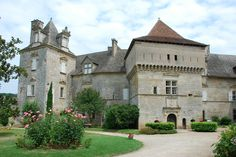 Château de Cenevières. Cenevières 46330. Guyenne.
