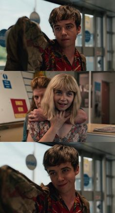 Frases y Momentos The End of the F***ing World - La Chica No Ideal Movies And Series, Netflix Series, Beaking Bad, James And Alyssa, Jessica Barden, All The Bright Places, World Wallpaper, End Of The World, Movies Showing