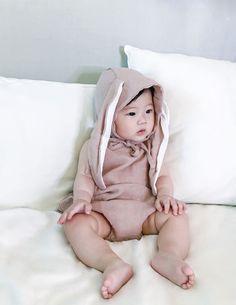 Babys I Am Fire I Am Death Dinosaur Long Sleeve Romper Onesie Bodysuit Jumpsuit