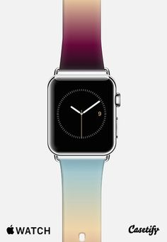 Below The Horizon 2 Apple Watch Band case by Christy Leigh | Casetify