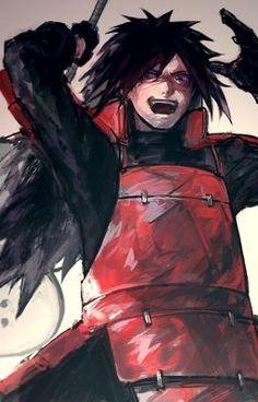 uchiha madara the warrior- not my art- Kakashi Hatake, Anime Naruto, Naruto Fan Art, Naruto Shippuden Sasuke, Naruto And Sasuke, Anime Guys, Boruto, Sasunaru, Madara Wallpapers