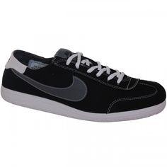 Tênis Nike Post Match 9085 - PRETO/BRANCO/CINZA - Chuteira Nike, Adidas. Sandalias Femininas. Sandy Calçados