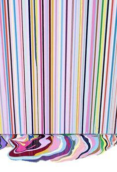 Ian Davenport       Poured Lines, 2008