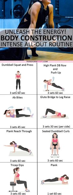 Repin and share if this workout gave you a sexy body in rapid time! Click the pin for all the workout information!