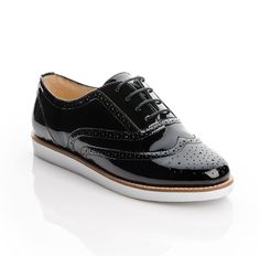 Frankie...men's wear inspired oxford for the ladies.