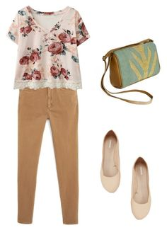 """Untitled #1981"" by ncmilliebear ❤ liked on Polyvore featuring MANGO, Express, women's clothing, women, female, woman, misses and juniors"