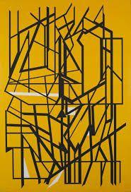 Image result for pablo palazuelo obra Art Espagnole, Abstract Geometric Art, Plastic Art, Art Archive, True Art, Mellow Yellow, Light Art, Background Patterns, Lovers Art