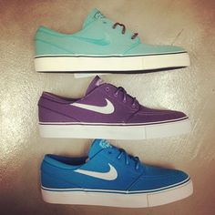 Next spring's Nike sb janoskis