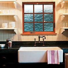 Before & After: Tahoe cabin makeover | Details that lighten | Sunset.com
