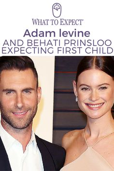 Behati Prinsloo, who married Maroon 5 singer Adam Levine in 2014, is pregnant with their first child, Us Weekly and E! News reported. #adamlevinebaby #whattoexpect | whattoexpect.com