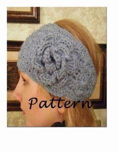 Tunisian crochet headband earwarmer pattern by kismet crochet crochet headwrap pattern free crochet headwrap pattern textured a lot fancier then a plain head wrap dt1010fo
