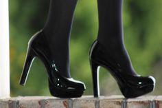 because hello? black heels
