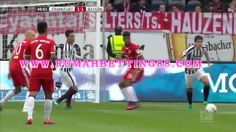 VIDEO Eintracht Frankfurt 2 - 2 Bayern Munich (Bundesliga) Highlights