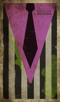 BeetleJuice Poster By: Jose Delgado