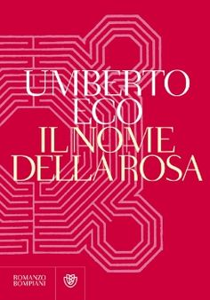 """Umberto Eco con """"Il nome della rosa"""" vince il 35° Premio Strega nel 1981"""