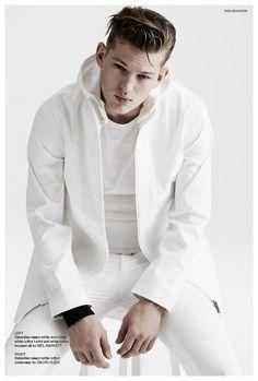 Sebastian Sauve Shows Skin & Cut Outs for Rollacoaster Spread