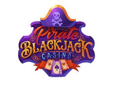 Pirate blackjack casino game logo by game pack studio game logo design, ui Game Logo Design, Ui Design, Pirate Games, Candy Bar Party, Casino Logo, Game Title, Casino Decorations, Game Ui, Casino Theme Parties