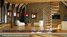 Now, get 6 double bedroom student houses in the Loughborough golden triangle and other locations near University and Town Center at affordable rates from Prime Students Lets.
