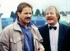 Mit seinem Kompagnon Thanner mischte George alias Schimanski den Ruhrpott auf. Eberhard Feik starb bereits 1994
