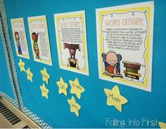 Falling Into First: First Week Of School Activities {1st, 2nd, 3rd}