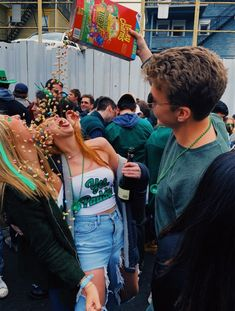 See more of summerfrances's content on VSCO. St Pattys Day Outfit, St Patrick's Day Outfit, Outfit Of The Day, Best Friend Photos, My Best Friend, Vsco, St. Patricks Day, College Parties, Summer Goals