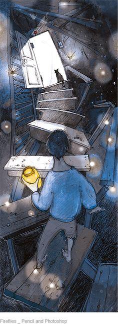 Adrien Deggan, Fireflies