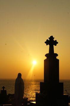 日本の夕陽百選~五島列島、福江島淵ノ元に沈む祈りの鎮魂歌 | 長崎県 | Travel.jp[たびねす]