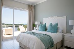 If you like a little style mixed in with your sea and sand on a beach holiday, Zinkwazi Laguna is for you. Kwazulu Natal, Beach Holiday, Rental Property, Pools, South Africa, Vacation, Bed, Furniture, Home Decor