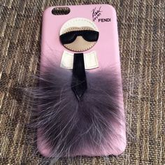 Karlito Phone Case Fendi