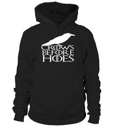 Crows Before Hoes 62 T Shirt