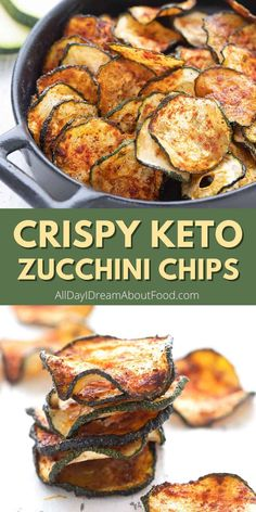 Zuchinni Recipes, Vegetable Recipes, Healthy Zucchini Recipes, Healthy Food, Healthy Eating, Keto Side Dishes, Side Dish Recipes, Air Fryer Recipes Low Carb, Low Carb Vegetables