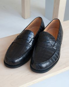 JM Weston loafers, most coveted penny loafers ever
