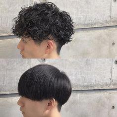 Korean Hairstyles Women, Asian Men Hairstyle, Modern Hairstyles, Japanese Hairstyles, Asian Hairstyles, Hipster Haircuts For Men, Haircuts For Wavy Hair, Permed Hairstyles, Medium Length Hair Men