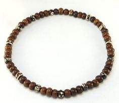 Mens Tribal Skater Necklace by DysfunctionDesigns on Etsy, £8.00