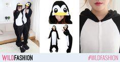 Fii cel mai simpatic si pufos pinguin cu aceasta pijama haioasa! Like & Shop now! Fii, Coat, Model, Jackets, Fashion, Down Jackets, Moda, Sewing Coat