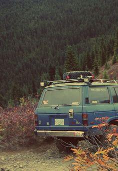 Old School Toyota Land Cruiser Subaru, Nissan, Volkswagen, Toyota 4x4, Toyota Celica, Adventure Is Out There, Outdoor Life, Toyota Land Cruiser, Land Rover Defender