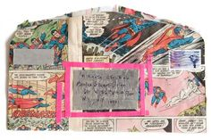 Mail art! Super cool idea for pen pals, creative kids or long distance relatives!