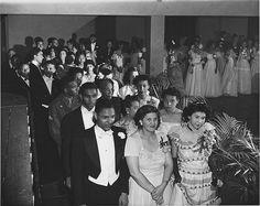 Black Debutantes by Black History Album, via Flickr