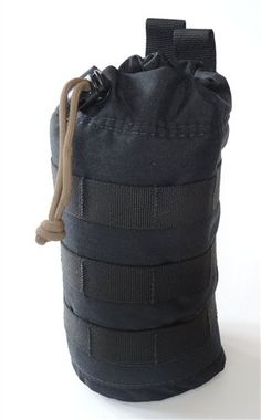 32oz. Hydro Flask Pouch in black | BLUE RIDGE OVERLAND GEAR | hydration gear, Hydro Flask Covers, water bottle covers, camping, hiking, camping, survival gear essentials | Made in the USA ** Check out the image by visiting the link.