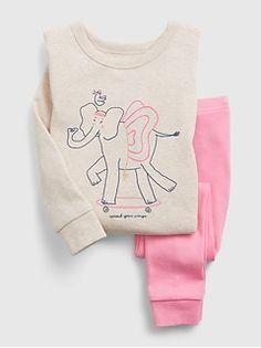 Girls Pjs, Frocks For Girls, Little Girl Outfits, Kids Outfits, Kids Nightwear, Girls Frock Design, Educational Programs, Child Safety, Pj Sets