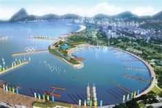 Conceptual image Courtesy of Rio 2016 Olympic Committee