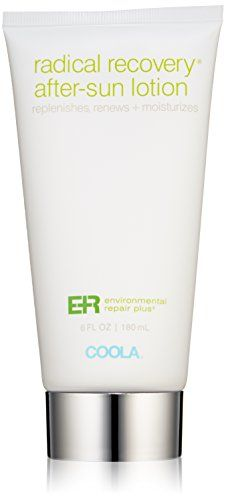 Coola Suncare Environmental Repair Plus Radical Recovery AfterSun Lotion 6 Fl Oz -- To view further for this item, visit the image link.(This is an Amazon affiliate link and I receive a commission for the sales)