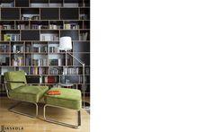 homeoffice , plywood bookshelve , plywood, domowe biuro