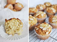 Banana Coconut Almond Muffins ... oh joy!