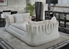 Charming Gothic Style Lounge With LCD By IPE Cavalli | Cavalli, Chaise Lounges And  House