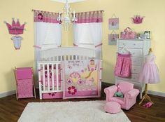 Storybook Princess Nursery