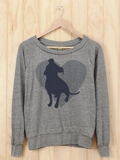 Hey, I found this really awesome Etsy listing at https://www.etsy.com/listing/170660216/pit-bull-slouchy-pullover-athletic