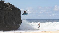 Who is JOB 5.0 - Waimea River Surfing and Powder Skiing Hawaiian Style - Ep 5